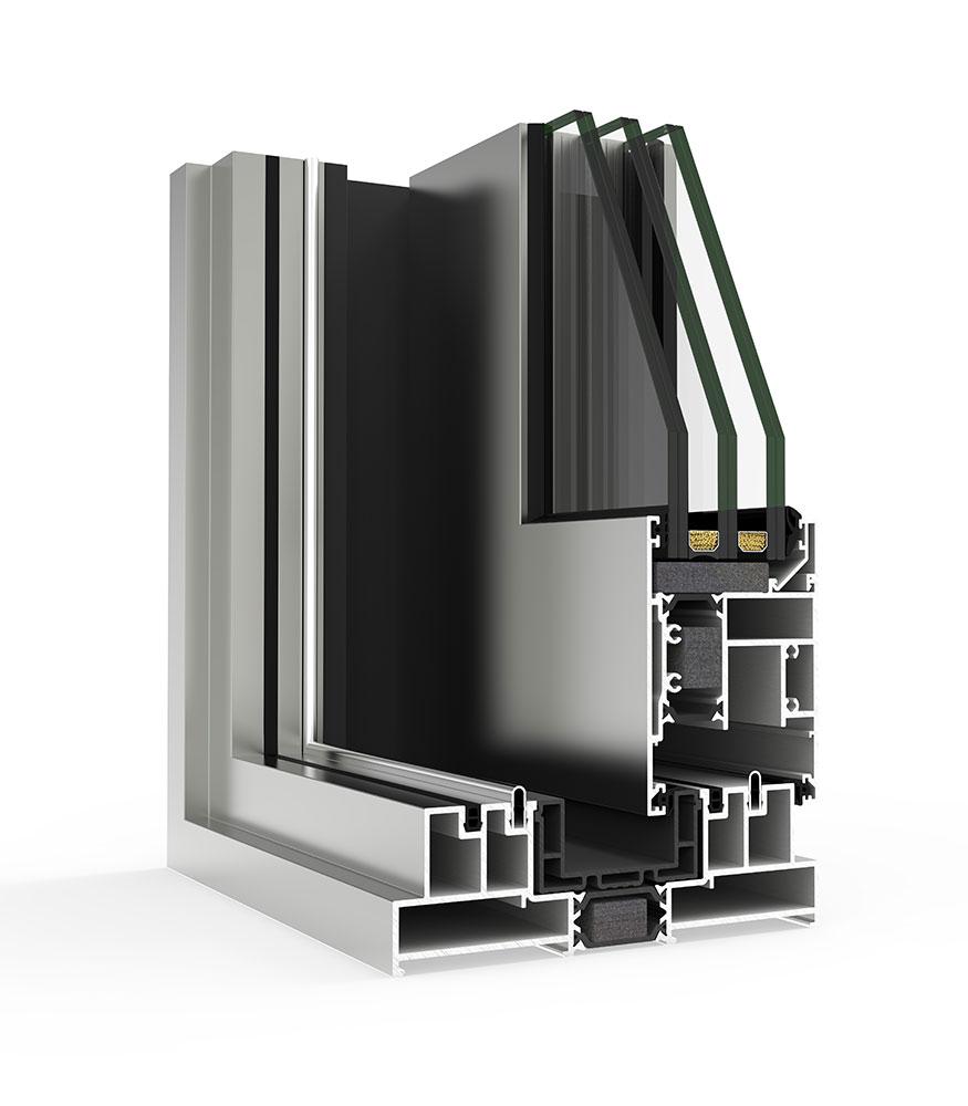 spec aluminium windows and doors