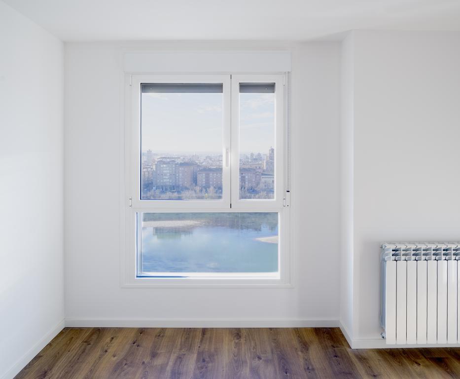 simple interior aluminium window