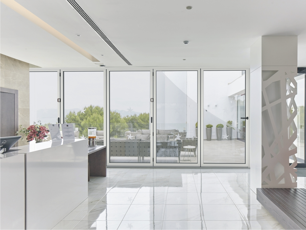 Cor Bi-fold Doors