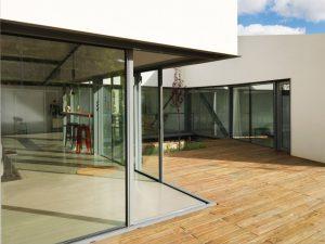 aluminium doors vision