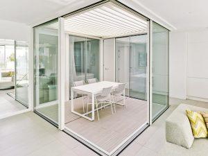 aluminium vision doors