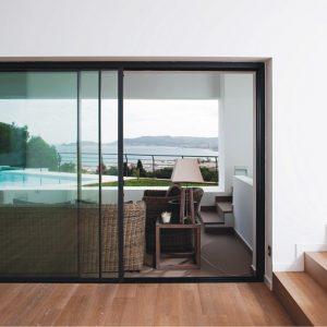 cor vision aluminium doors
