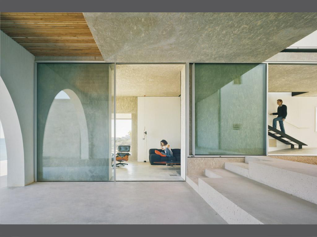 interior design aluminium doors