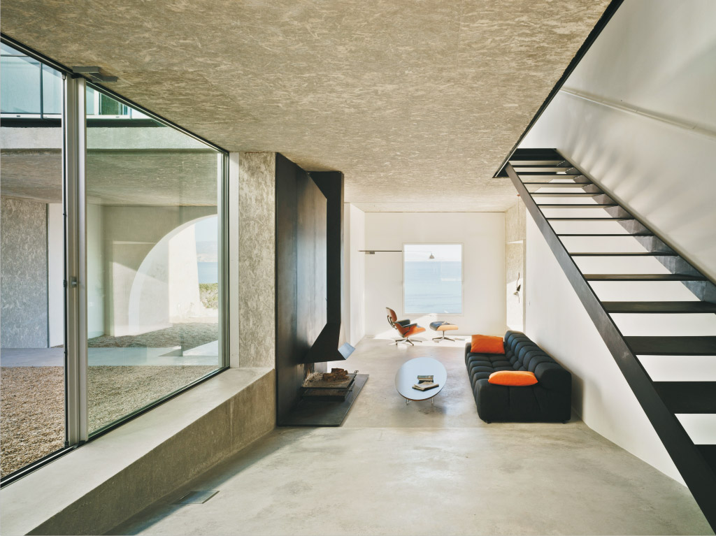 architects love aluminium doors