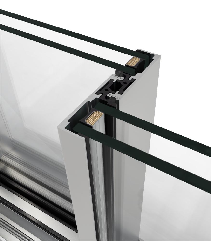 vision aluminium sliding doors